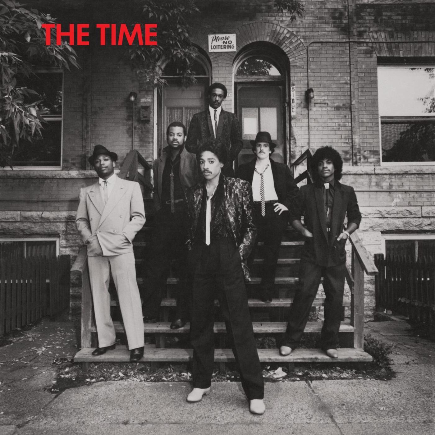 The Time, Warner Bros., 1981